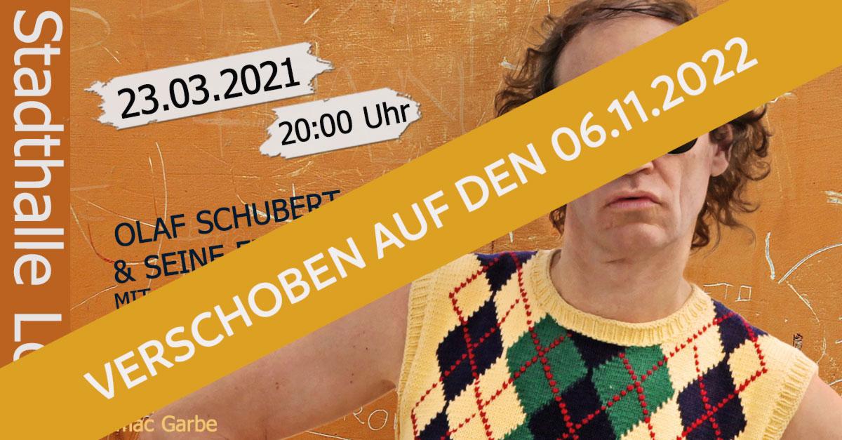 Olaf Schubert 2021